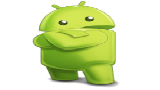 Android : Content provider implementation - original data stored on network or local/remote file systems